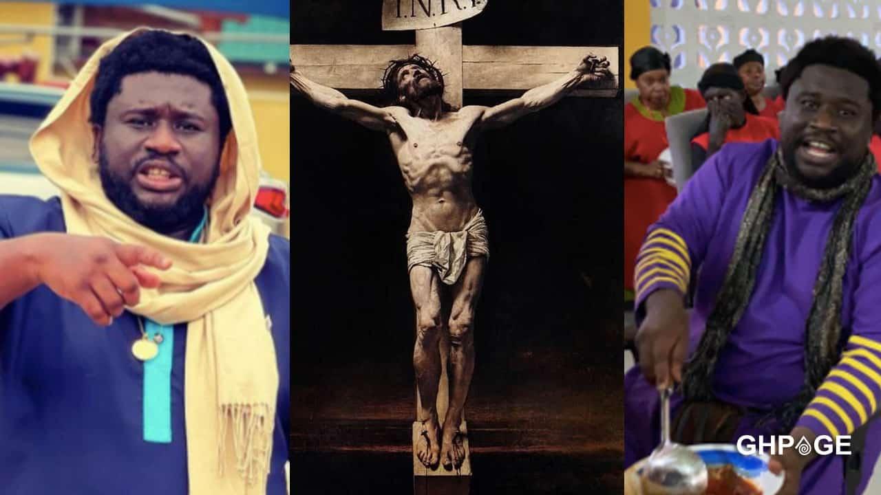 Jesus Christ wasn't crucified - Ajagurajah