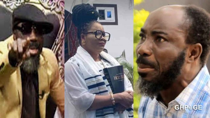 Big Akwes finally reacts after Nana Agradaa repentance