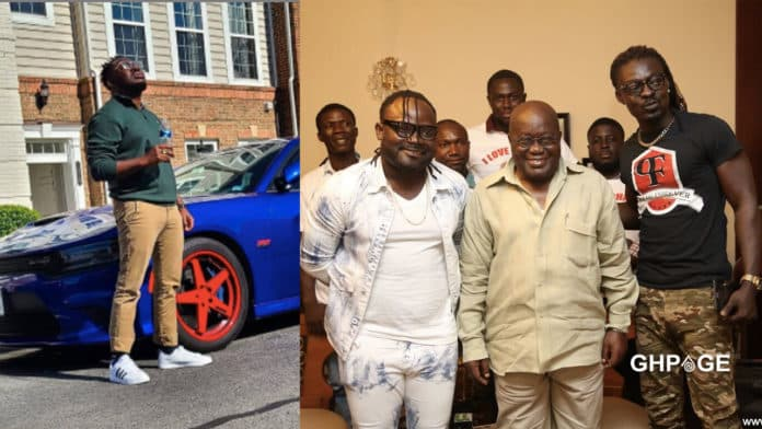 He couldn't even fix PRAYE group after using them for his campaign - Choirmaster shades Nana Addo