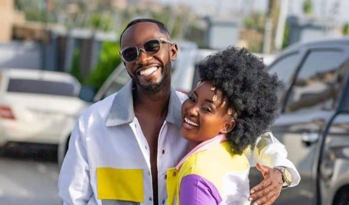 Okyeame Kwame wife Anica