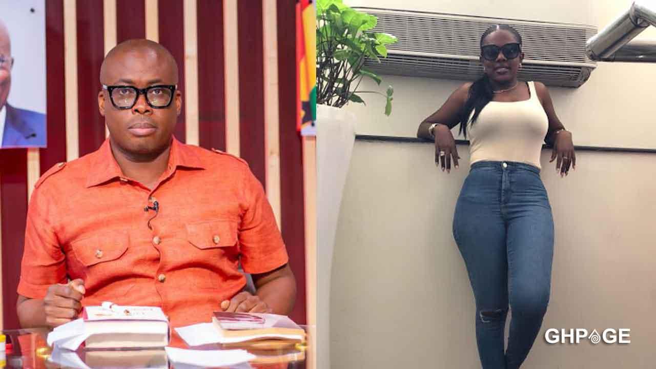 Paul Adom Otchere and Nana Aba Anamoah