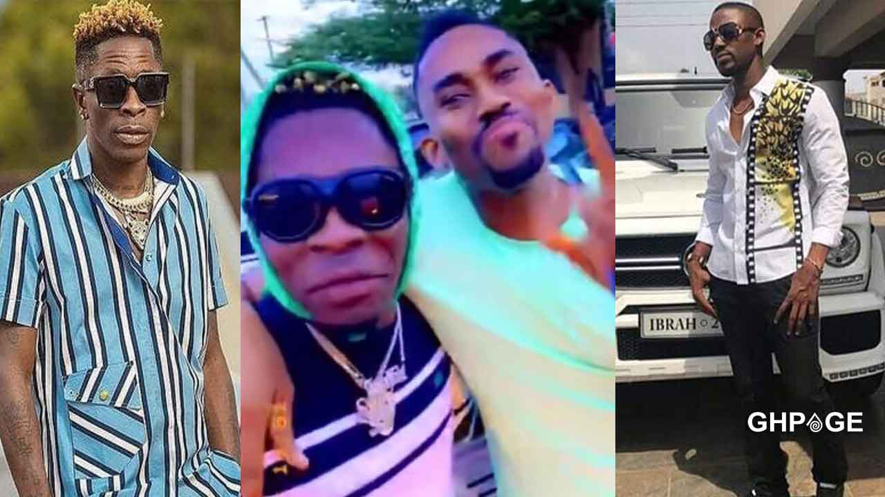 Shatta Wale and Ibrah One