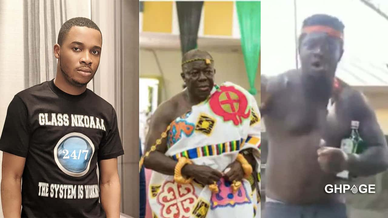 I'll never apologize to Otumfour - Twene Jonas