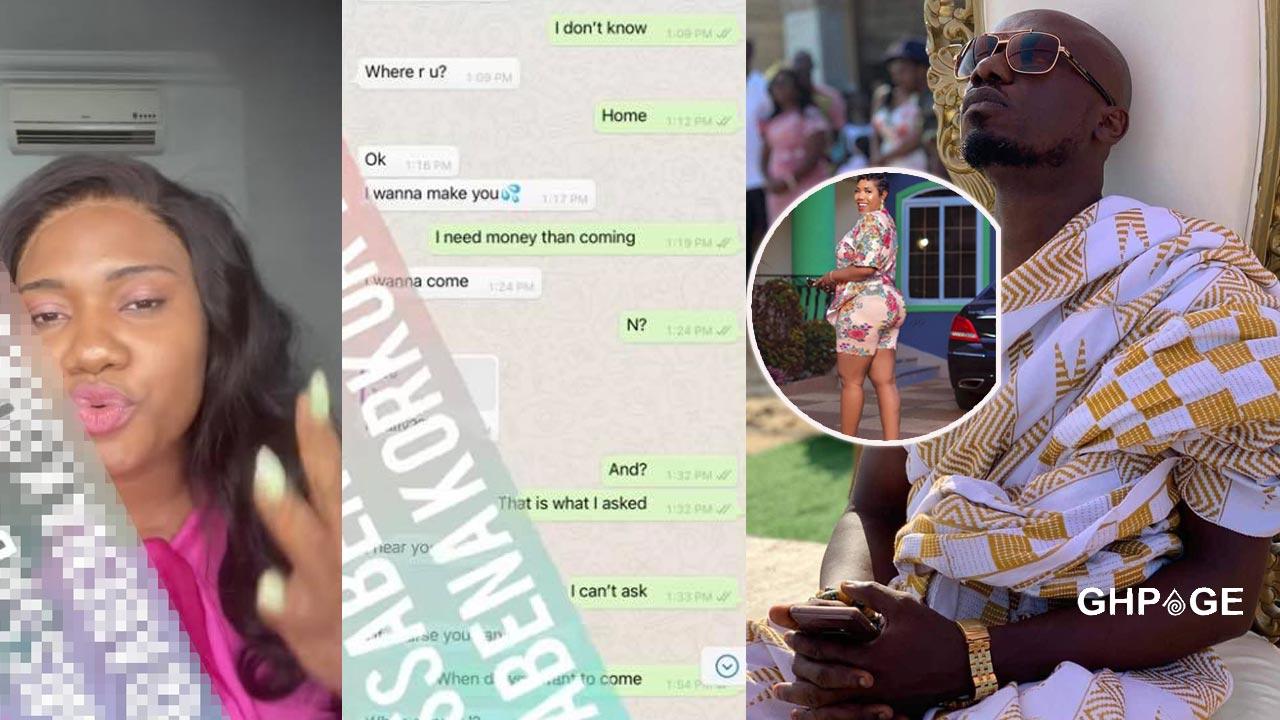 Abena Korkor drops evidence to expose Nkonkonsa