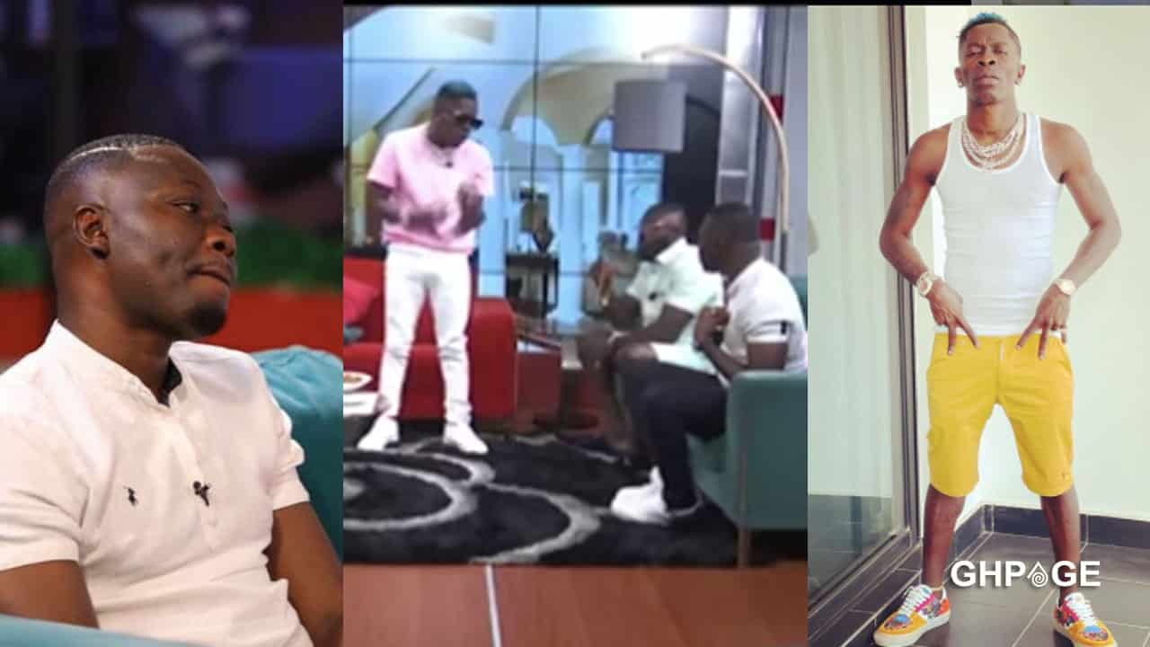 Shatta Wale comes as a confused and inconsistent artiste - Arnold