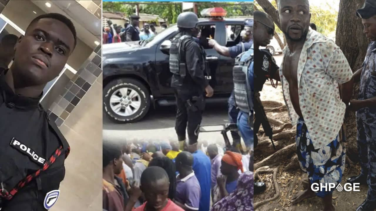 Police pick up one person in connection to the Korle Bu Bullion van robbery