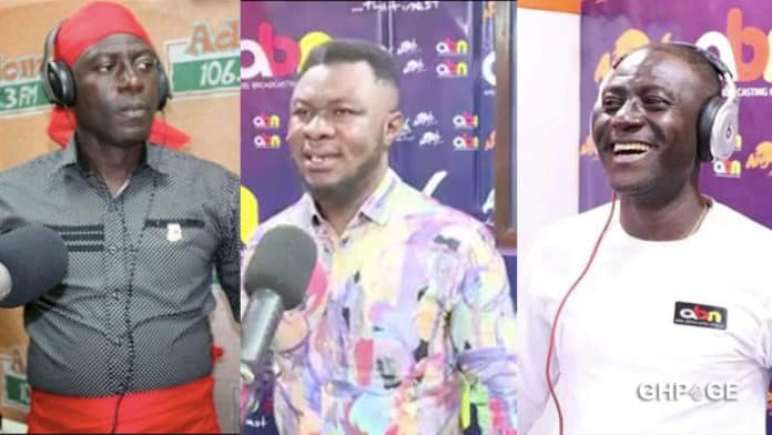 Captain Smart couldn't stay at Angel because he was into juju - Kwaku Oteng's brother