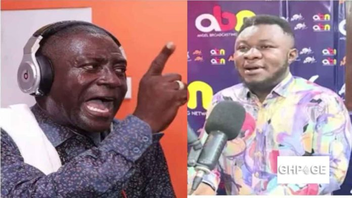 Captain Smart finally reacts to juju claims by Dr Kwaku Oteng's brother
