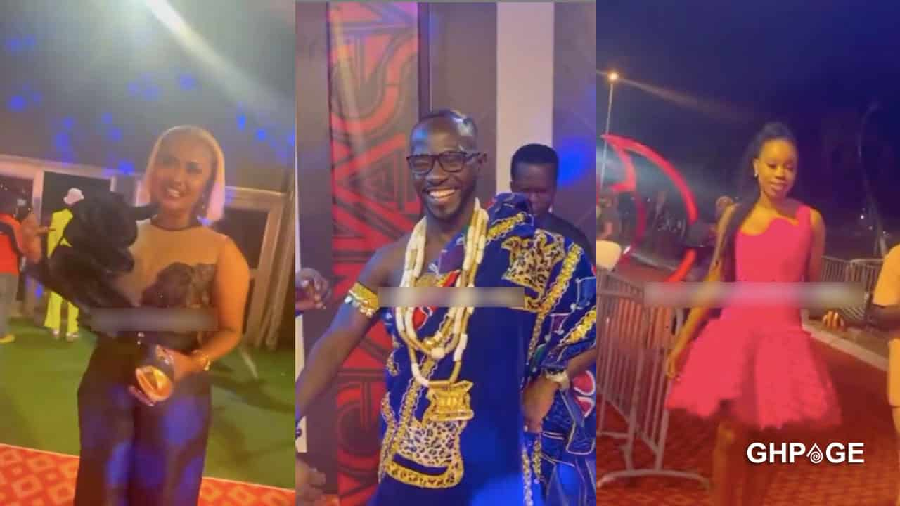 VGMA 22: How celebrities arrived at the industry awards