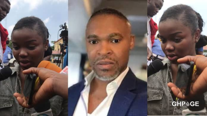 Side chic who stabbed and killed Supers TV CEO arrested