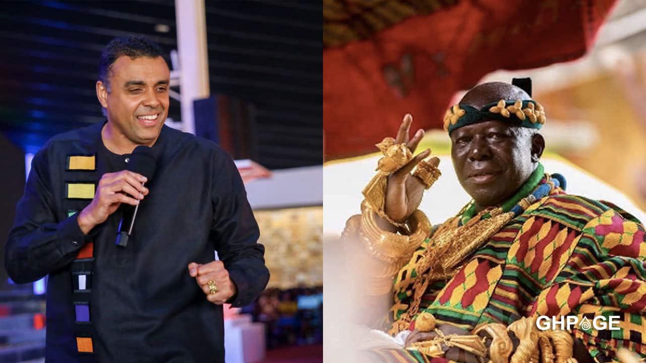 The audio is over 20 years - Dag Heward Mills begs Asantehene