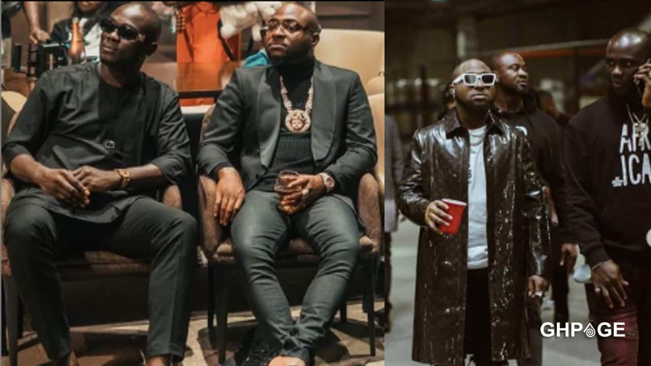 Davido's trusted aide, Obama DMW reported dead