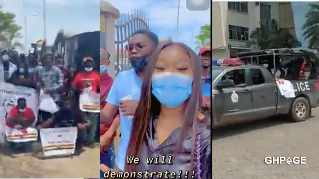 Last video of Efia Odo before her arrest surfaces