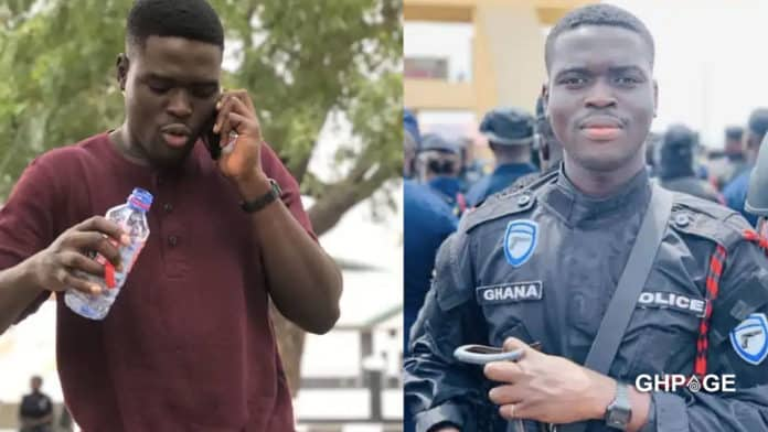 Who will take care of me now? – Mother of shot Policeman questions