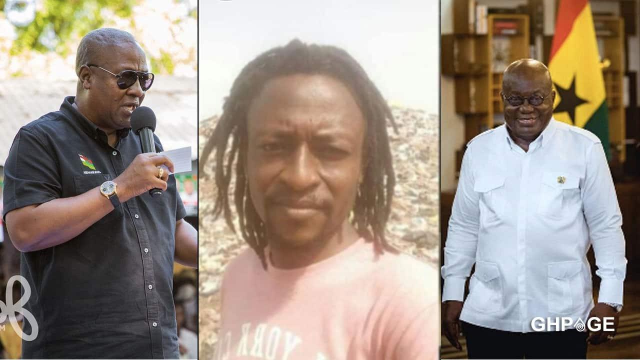 Akufo-Addo must de-escalate the situation in Ejura - John Mahama