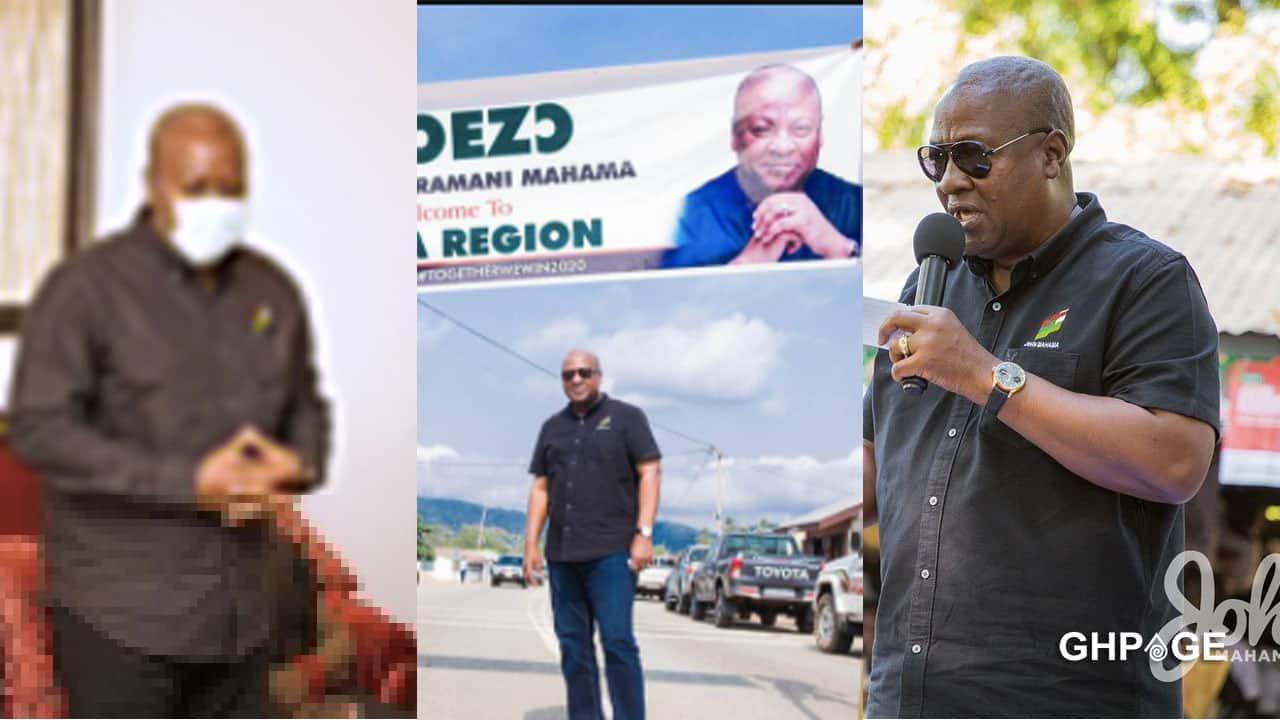 Change Mahama as your flagbearer if you want to win power - Prophet tells NDC