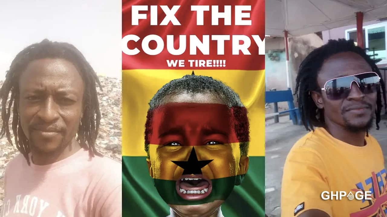 Two arrested for the murder of #fixthecountry campaigner