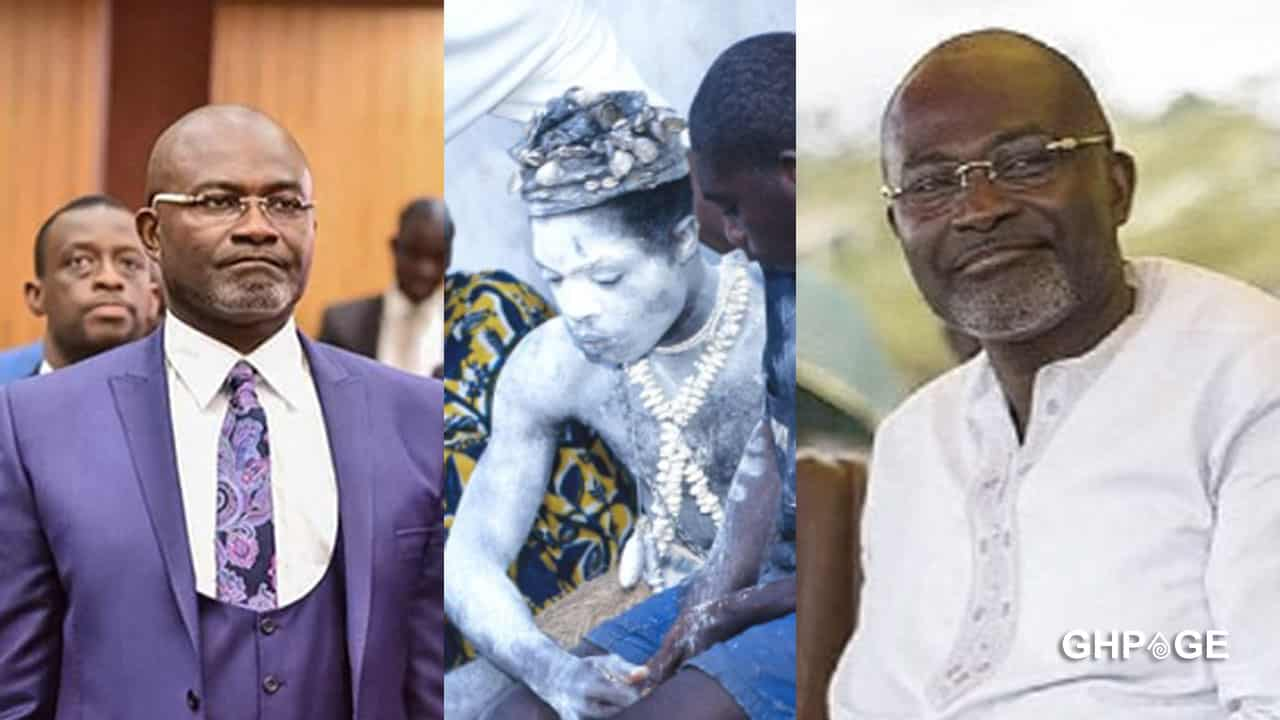 Stop blaming witches for your failure - Kennedy Agyapong