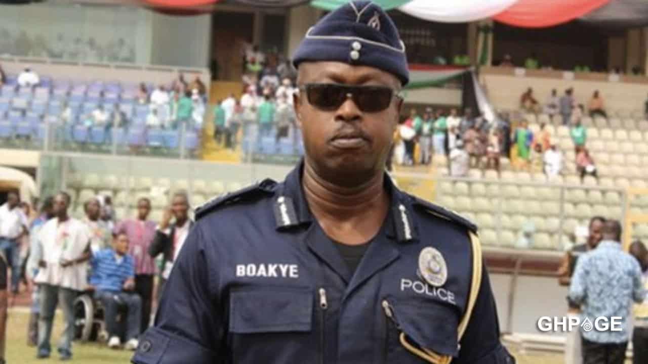 The police service is not for jokers - Kofi Boakye