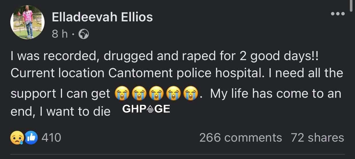 Lesbian Elladeevah Ellios raped