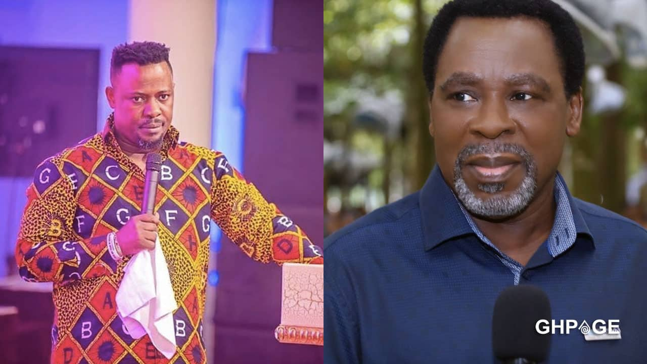 Nigerians killed T.B Joshua with their bad mouth - Prophet Nigel Gaisie