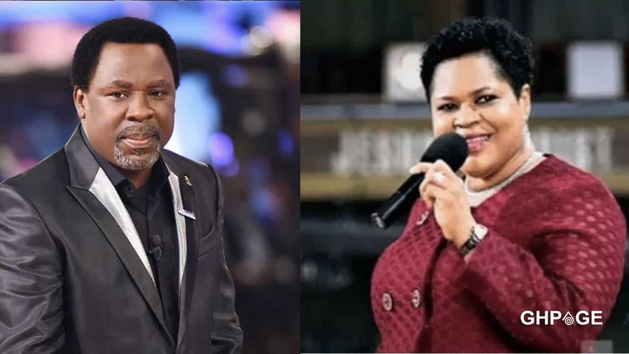 """""""Losing a loved one is never easy; whether sudden or foreseen"""" - T.B Joshua's wife"""
