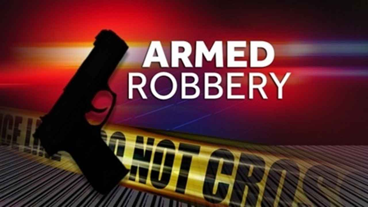 Robbery attack