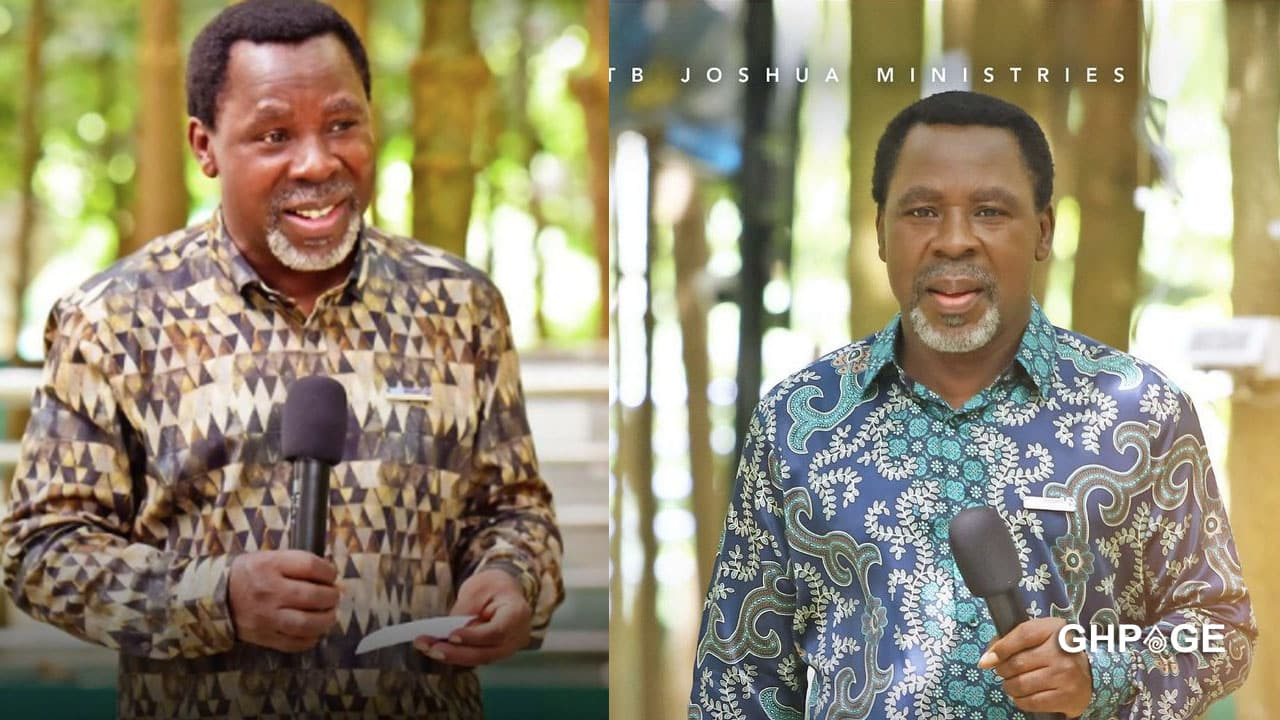 Prophet T.B Joshua to be buried on July 9 - Family