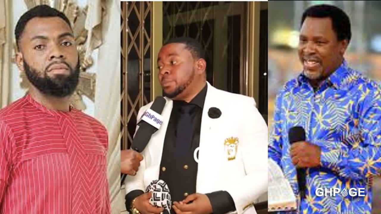 Rev. Obofour was friends with T.B Joshua - Junior Pastor reveals