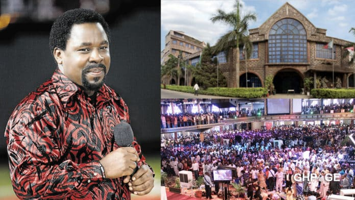 T.B Joshua's death won't stop us from moving on -SCOAN