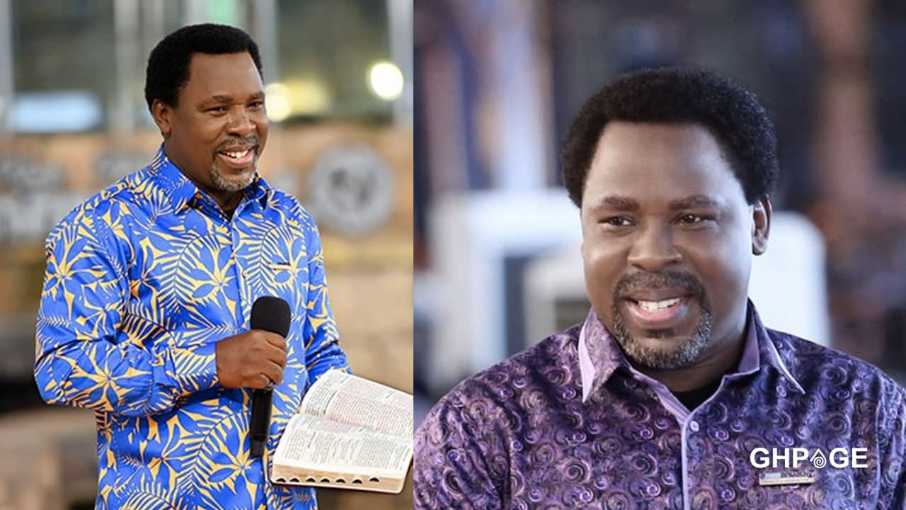 Social media reacts to the death of T.B Joshua