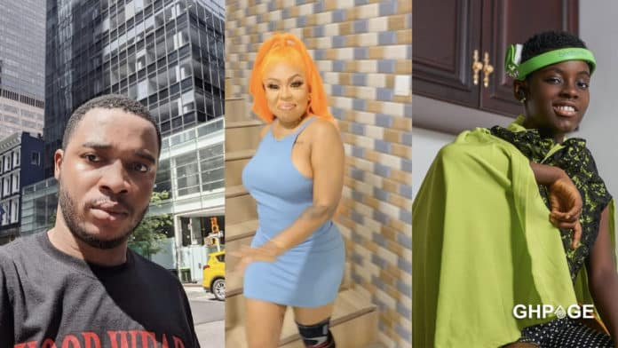DJ Switch took you to America - Afia Schwar attacks Twene Jonas