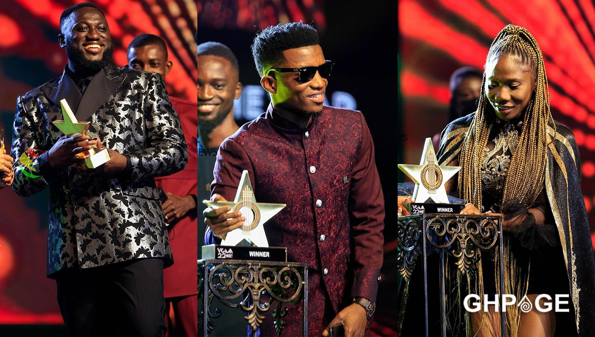 VGMA21 award winners