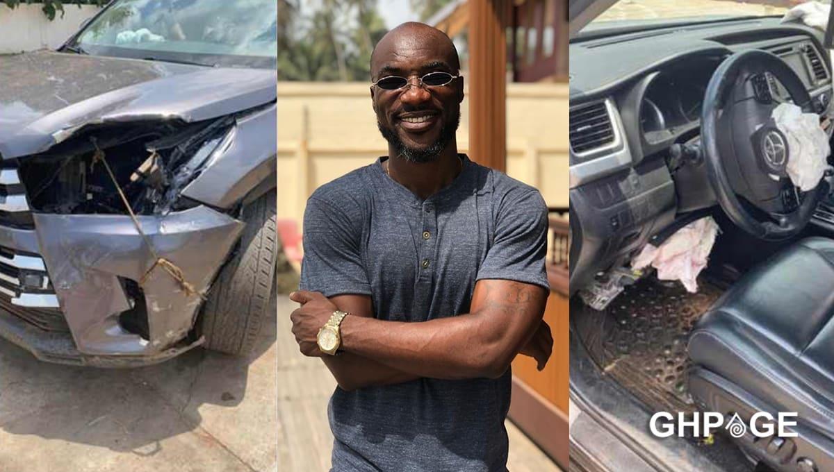 kwabena kwabena accident kumasi