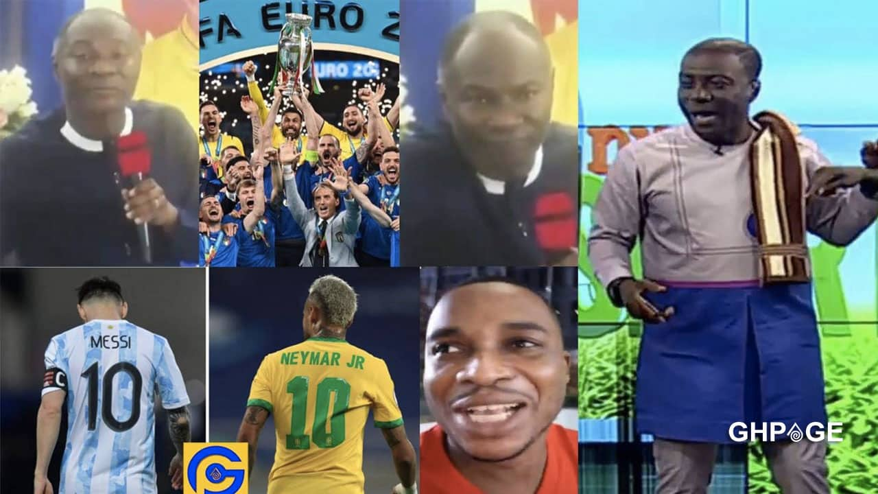Twene Jonas blasts Prophet Badu Kobi over his fake football prophecies