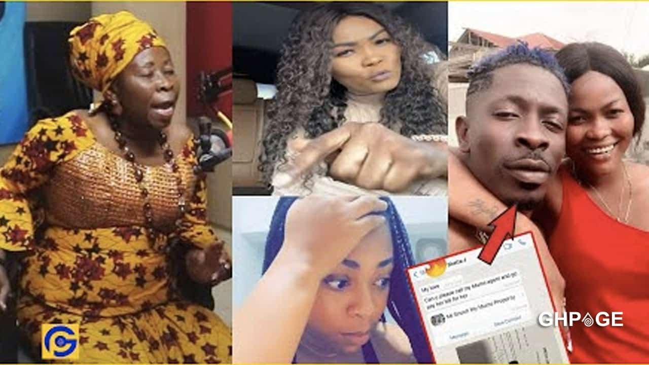 Magluv throws shots at Shatta Wale's mother
