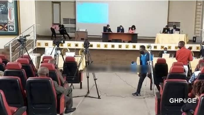 Kaaka's family boycott the Public hearing committee