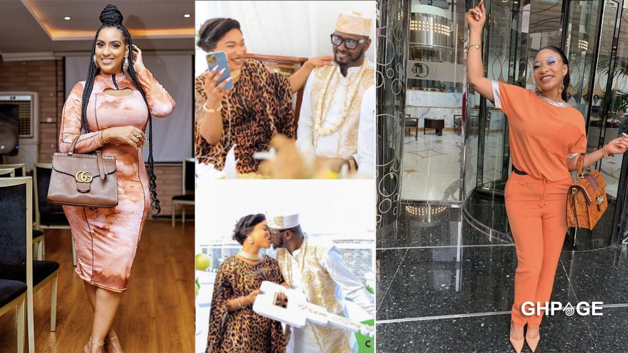 You are a wicked person - Nigerian netizens descend on Juliet Ibrahim