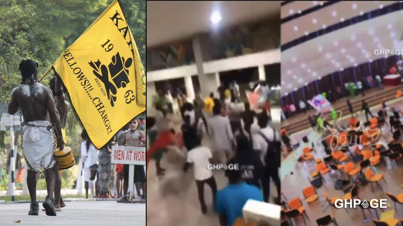 Conti-Katanga Clash: Katanga releases press statement