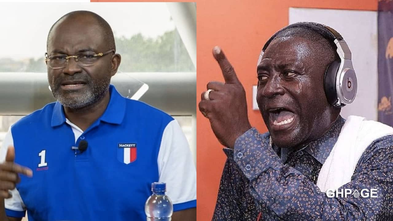 Captain Smart has lost his credibility - Kennedy Agyapong