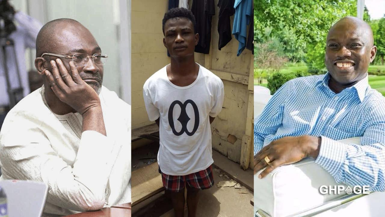 NPP is shielding the real killers of JB Danquah - Kennedy Agyapong