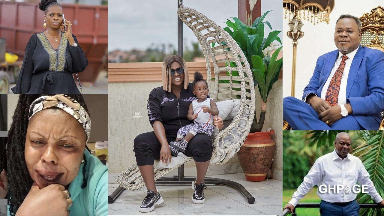 Afia Schwarzenegger used Tracey Boakye daughter to blackmail John Mahama - Ayisha Modi
