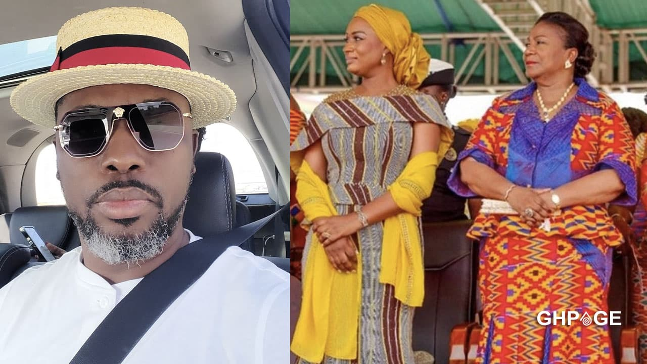 The money for the first ladies are small - Kwame A Plus
