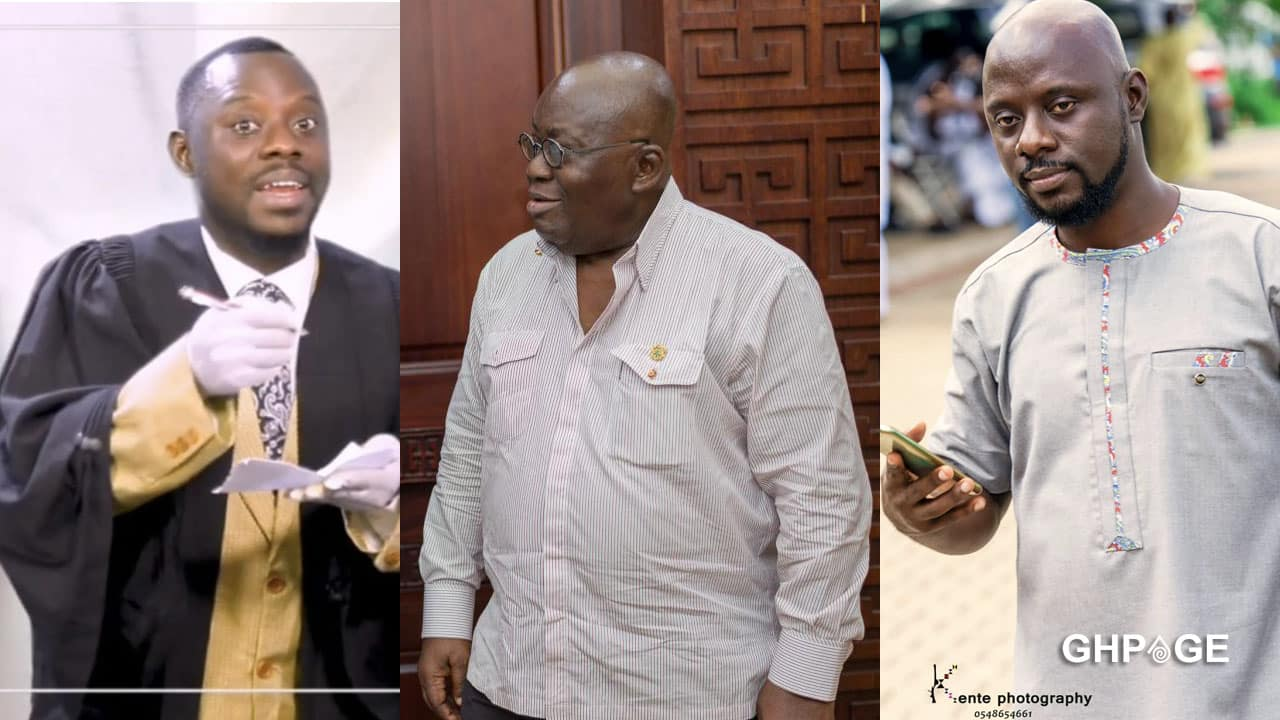 Things happening under your watch is disheartening - Lawyer Nti to Akufo Addo
