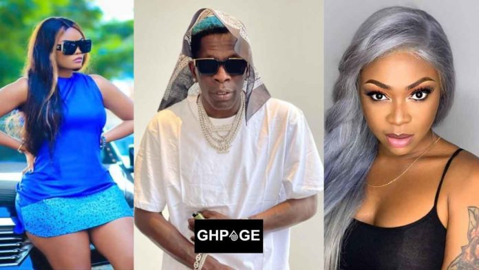 Magdalene Love, Shatta Wale and Michy