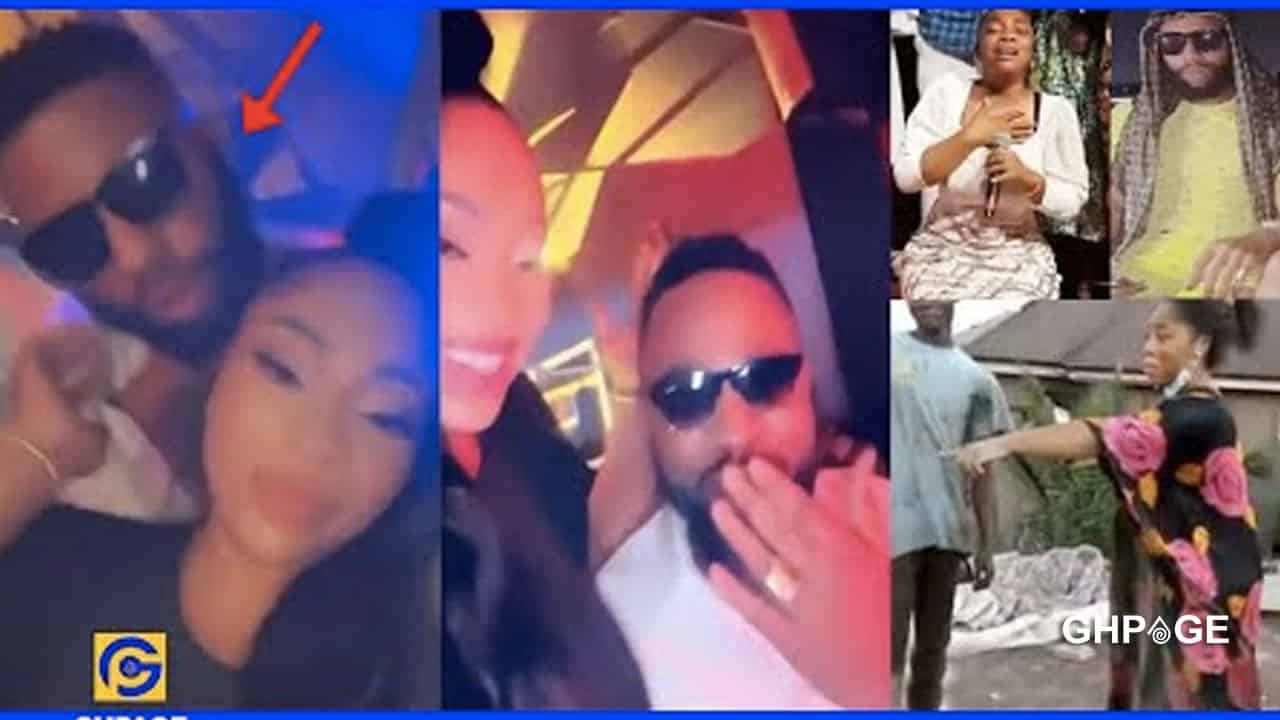 Video of Moesha chilling with her rich boyfriend in Nigeria surfaces