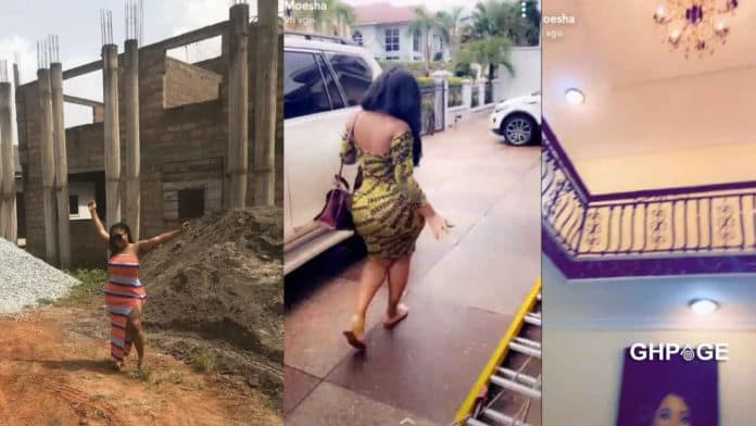 Moesha Buduong asked to vacate her five-bedroom house