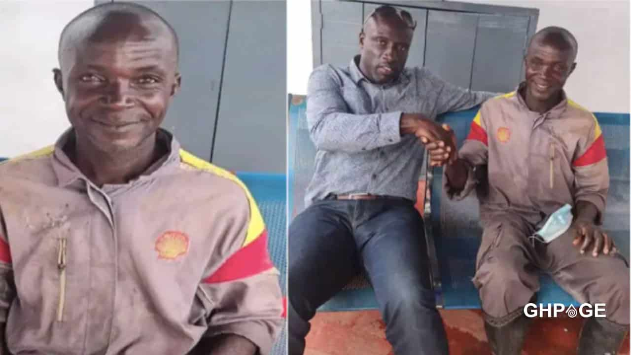 Washing bay attendant returns huge money he found in Kejetia Market