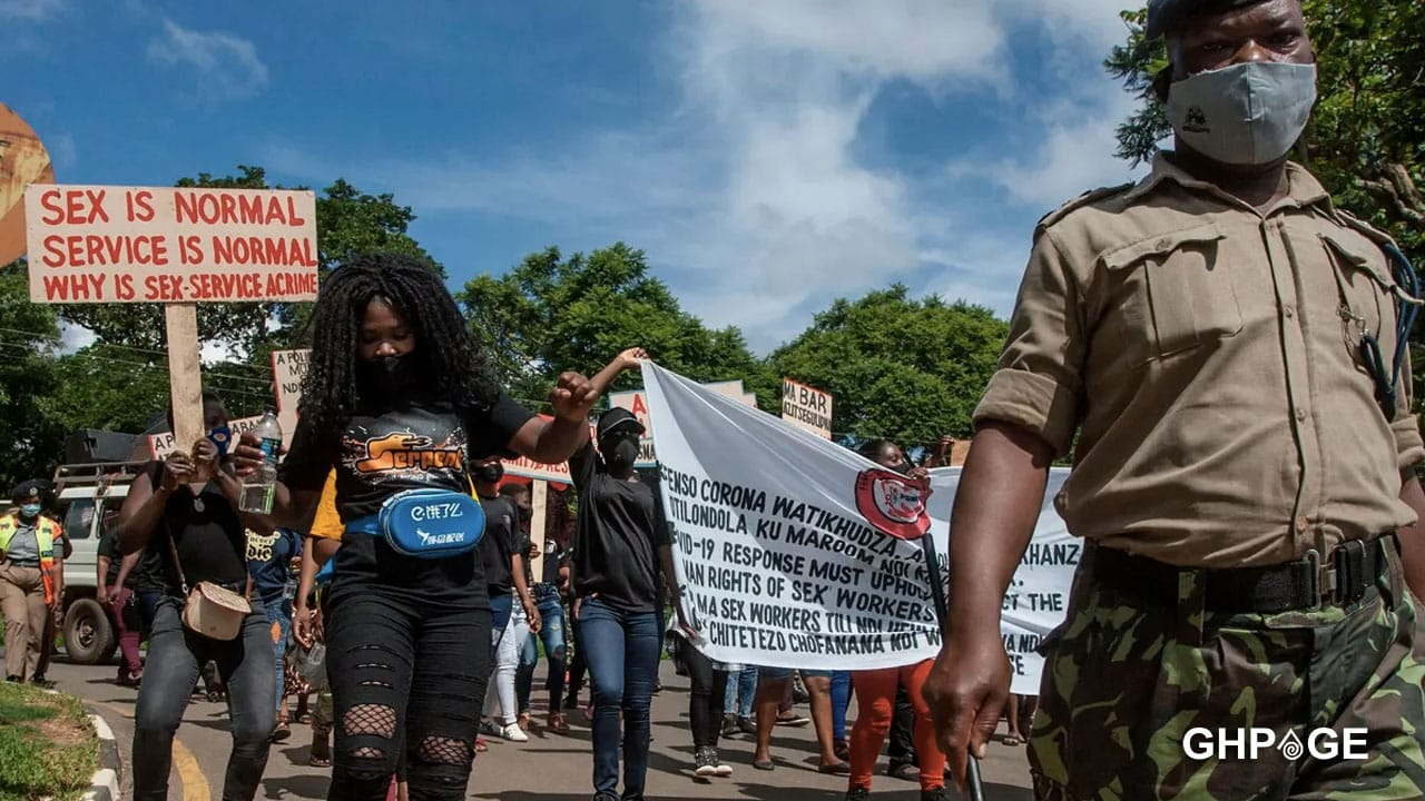 Prostitutes in Kenya to embark on a demonstration over shortage of condoms