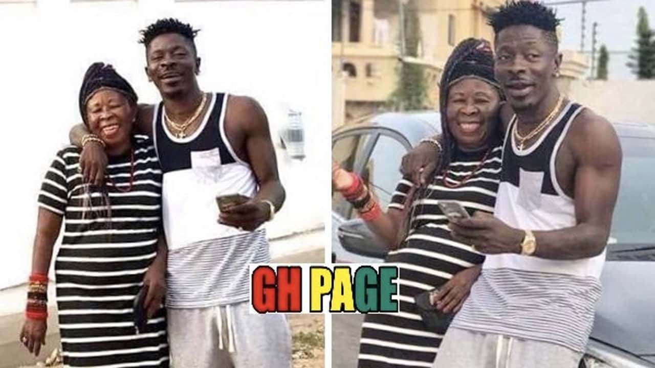 I haven't seen my son for the past 3 years - Shatta Wale's mother
